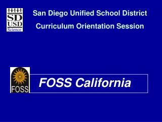FOSS California