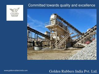 Committed towards quality and excellence