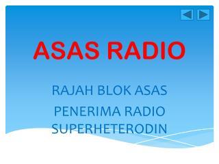 ASAS RADIO
