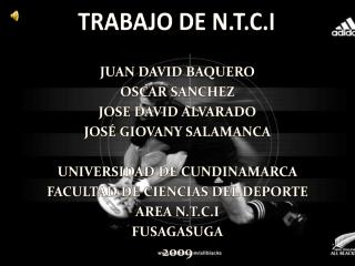 TRABAJO DE N.T.C.I