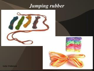 Jumping rubber