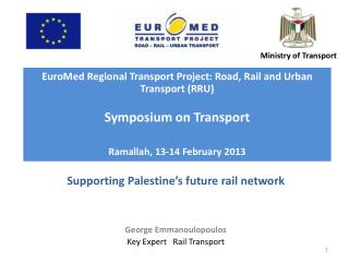 ROAD – RAIL – URBAN TRANSPORT