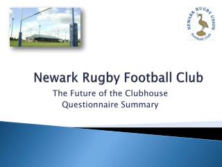 Newark Rugby Football Club