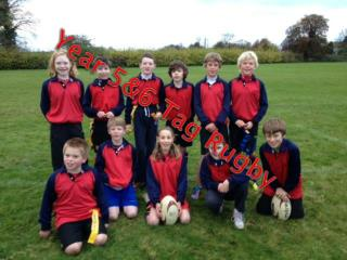 Year 5&6 Tag Rugby