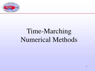 Basics of Time-Marching Methods