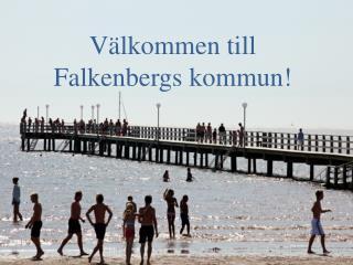 V�lkommen till  Falkenbergs kommun!