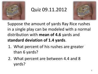 Quiz 09.11.2012