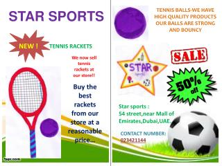 TENNIS BALLS -WE HAVE HIGH QUALITY PRODUCTS OUR BALLS ARE STRONG AND BOUNCY