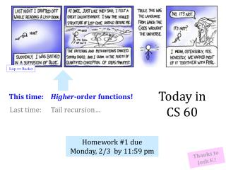Higher -order functions!