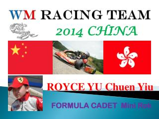 W M RACING TEAM