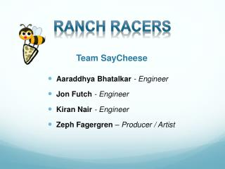 Ranch Racers