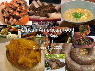 African American Food