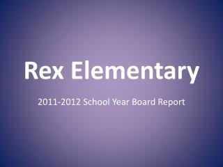 Rex Elementary