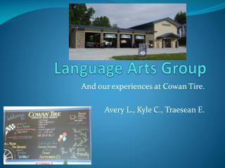 Language Arts Group