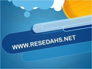 WWW.RESEDAHS.NET
