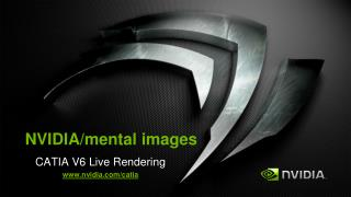 NVIDIA/mental images