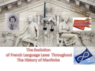 The  Ev olution  of French Language Laws  Throughout  The History of  Manitoba