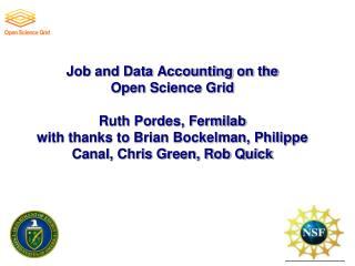 Open Science Grid Accounting