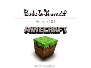 Rookie 101