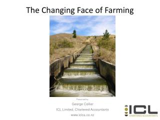 The Changing Face of Farming