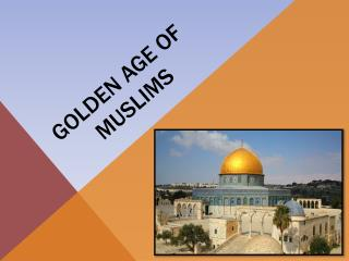 Golden Age of Muslims