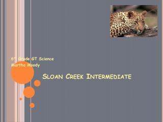 Sloan Creek Intermediate