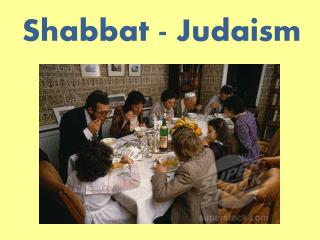 Shabbat - Judaism