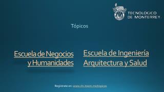 Escuela de Negocios y Humanidades