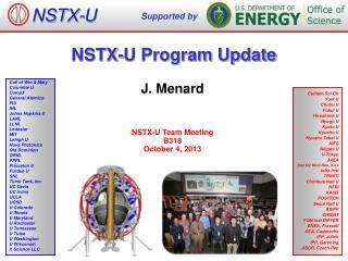 NSTX-U Program Update