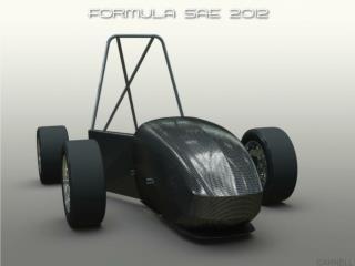 Formula SAE 2012