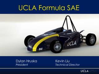 UCLA Formula  SAE