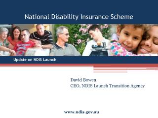 Update on NDIS Launch
