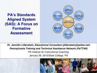 PA's Standards Aligned System (SAS): A Focus on  Formative Assessment