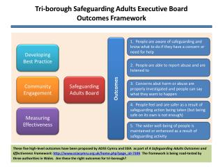 Tri-borough Safeguarding Adults Executive Board  Outcomes Framework