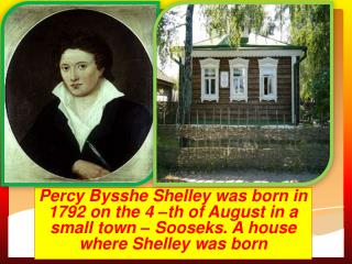 Shelley  Mary (1797 � 1851)