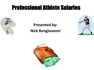 Professional Athlete Salaries