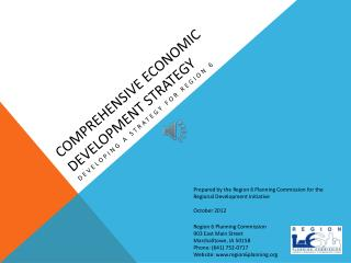 Comprehensive economic development strategy