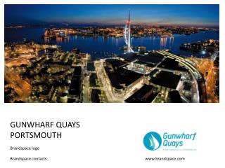 GUNWHARF QUAYS PORTSMOUTH Brandspace  logo					 Brandspace  contacts					brandspace