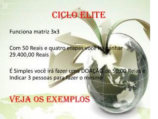 CICLO ELITE