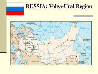 RUSSIA: Volga-Ural Region
