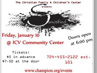 The Christian Family & Children's Center
