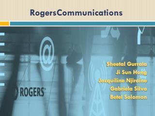 RogersCommunications
