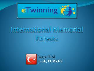 International Memorial Forests