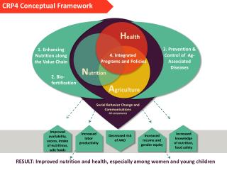 Social Behavior Change and Communications All components