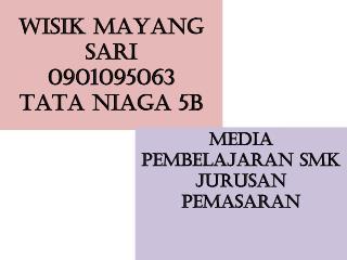 WISIK MAYANG SARI 0901095063 TATA NIAGA 5B
