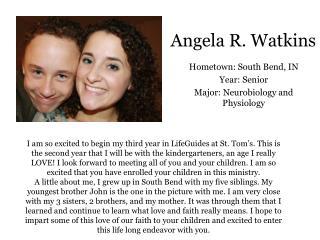 Angela R. Watkins