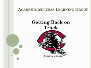 Academic Success Learning Group