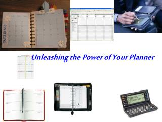 Unleashing the Power of Your Planner