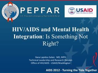 PEPFAR's  Goals: