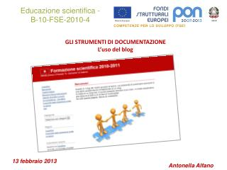 Educazione scientifica - B-10-FSE-2010-4